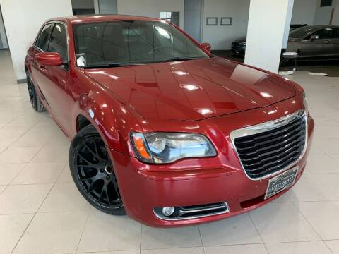 2012 Chrysler 300 for sale at Auto Mall of Springfield in Springfield IL