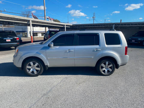 2014 Honda Pilot for sale at Lewis Used Cars in Elizabethton TN