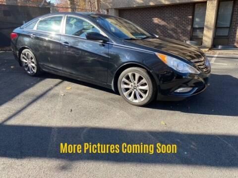 2013 Hyundai Sonata for sale at Warner Motors in East Orange NJ
