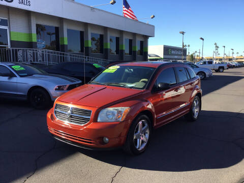 2008 Dodge Caliber for sale at Ideal Cars in Mesa AZ