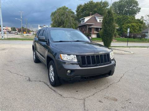 2011 Jeep Grand Cherokee for sale at CARLUX in Fortville IN