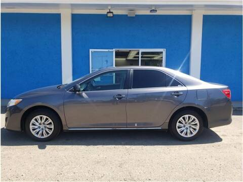 2014 Toyota Camry for sale at Khodas Cars in Gilroy CA