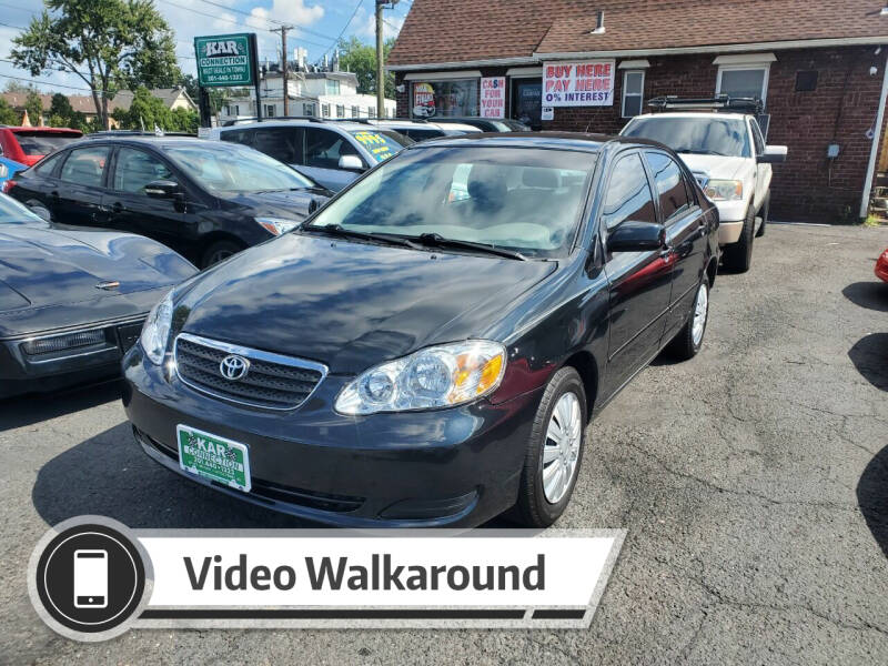 2005 Toyota Corolla for sale at Kar Connection in Little Ferry NJ