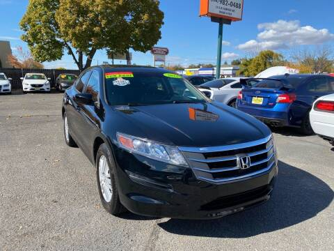 2012 Honda Crosstour for sale at TDI AUTO SALES in Boise ID