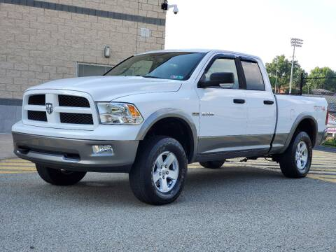 2010 Dodge Ram Pickup 1500 for sale at FAYAD AUTOMOTIVE GROUP in Pittsburgh PA