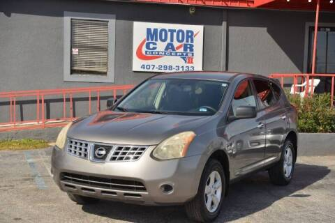 2010 Nissan Rogue for sale at Motor Car Concepts II - Apopka Location in Apopka FL