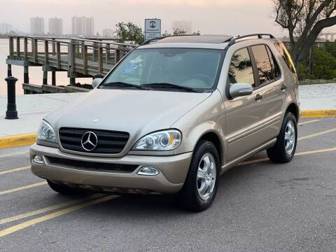 2002 Mercedes-Benz M-Class for sale at Orlando Auto Sale in Port Orange FL