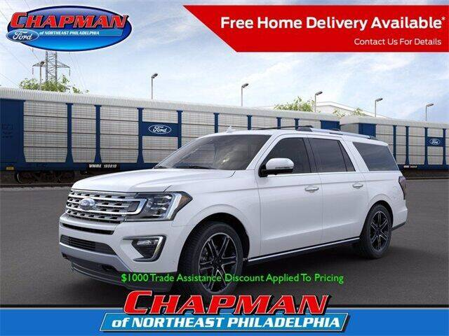 2021 Ford Expedition MAX for sale in Philadelphia, PA