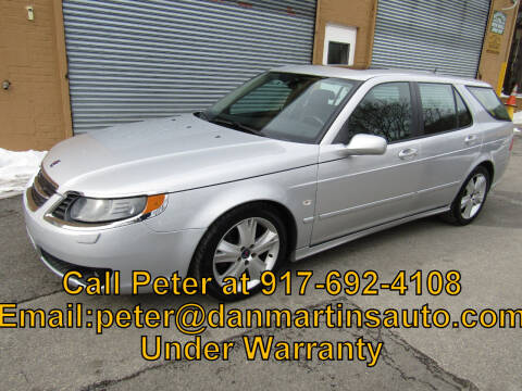 2007 Saab 9-5 for sale at Dan Martin's Auto Depot LTD in Yonkers NY