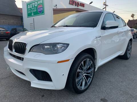2012 BMW X6 M for sale at Auto Ave in Los Angeles CA