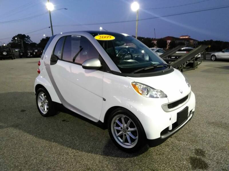 2009 Smart fortwo for sale at Kelly & Kelly Supermarket of Cars in Fayetteville NC