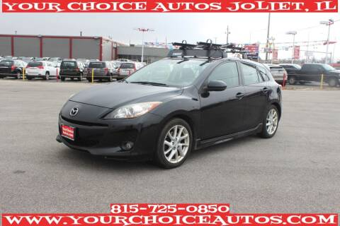 2012 Mazda MAZDA3 for sale at Your Choice Autos - Joliet in Joliet IL