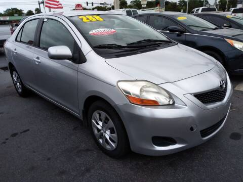 2010 Toyota Yaris for sale at Celebrity Auto Sales in Port Saint Lucie FL