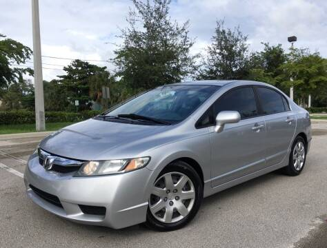 2011 Honda Civic for sale at FIRST FLORIDA MOTOR SPORTS in Pompano Beach FL