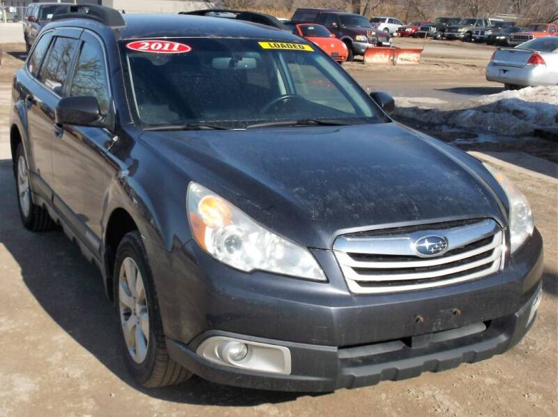 2011 Subaru Outback for sale at We Finance Inc in Green Bay WI