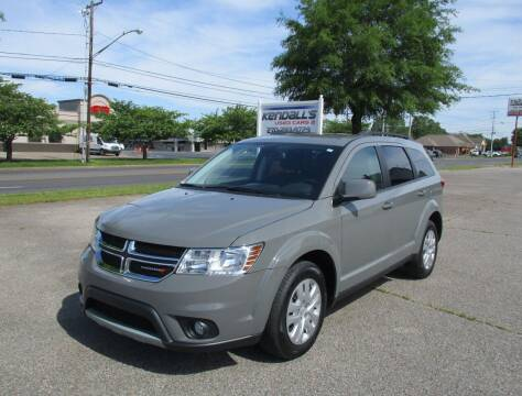 2019 Dodge Journey for sale at Kendall's Used Cars 2 in Murray KY
