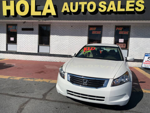 2008 Honda Accord for sale at HOLA AUTO SALES CHAMBLEE- BUY HERE PAY HERE - in Atlanta GA