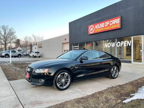 2008 Audi A5 for sale at HOUSE OF CARS CT in Meriden CT