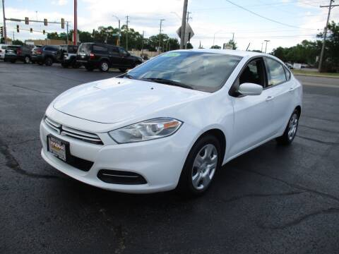 2015 Dodge Dart for sale at Windsor Auto Sales in Loves Park IL