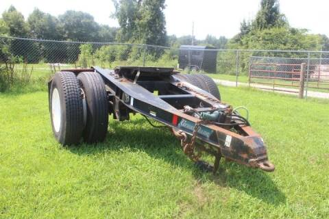 2012 Great Dane Convertor Dolly for sale at WILSON TRAILER SALES AND SERVICE, INC. in Wilson NC