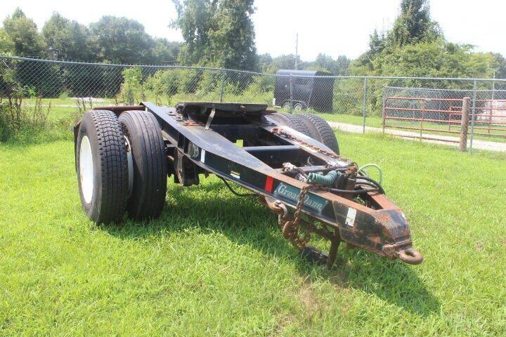 2012 Great Dane Convertor Dolly for sale at Vehicle Network - Wilson Trailer Sales & Service in Wilson NC