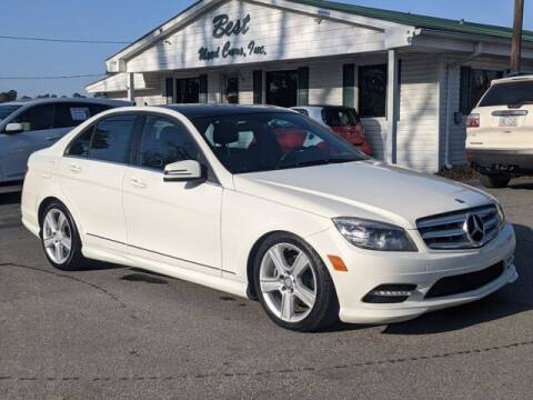 2011 Mercedes-Benz C-Class for sale at Best Used Cars Inc in Mount Olive NC