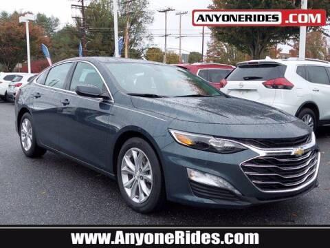 2020 Chevrolet Malibu for sale at ANYONERIDES.COM in Kingsville MD