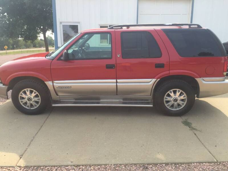 1998 GMC Jimmy for sale at Bauman Auto Center in Sioux Falls SD