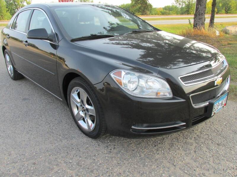 2010 Chevrolet Malibu for sale at Buy-Rite Auto Sales in Shakopee MN