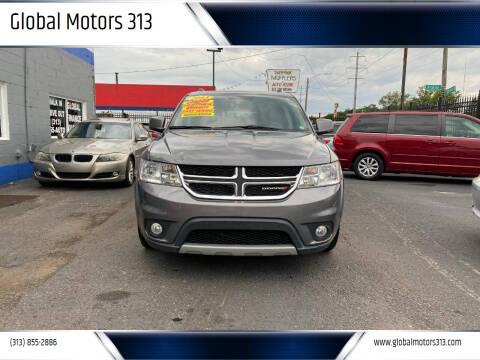 2013 Dodge Journey for sale at Global Motors 313 in Detroit MI