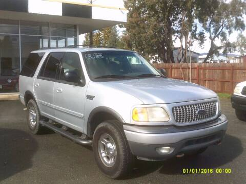 2000 Ford Expedition for sale at Mendocino Auto Auction in Ukiah CA