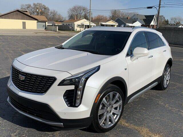 2019 Cadillac XT4 for sale at Star Auto Group in Melvindale MI