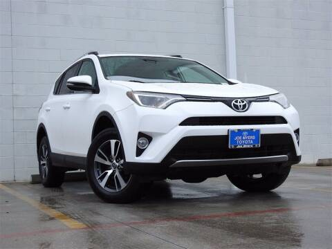 2016 Toyota RAV4 for sale at Joe Myers Toyota PreOwned in Houston TX