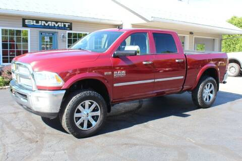 2015 RAM Ram Pickup 2500 for sale at Summit Motorcars in Wooster OH