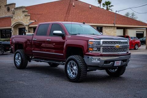 2014 Chevrolet Silverado 1500 for sale at Jerrys Auto Sales in San Benito TX