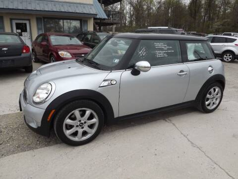 2008 MINI Cooper for sale at Country Side Auto Sales in East Berlin PA