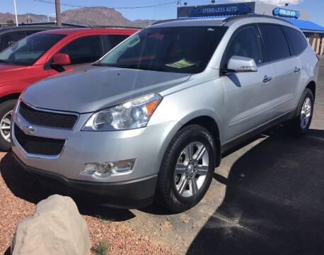 2012 Chevrolet Traverse for sale at SPEND-LESS AUTO in Kingman AZ