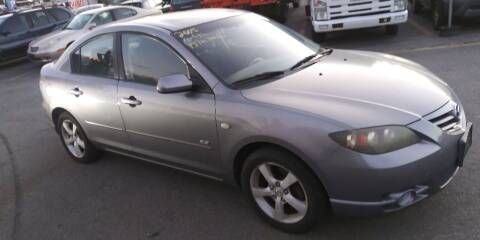 2005 Mazda MAZDA3 for sale at JG Motors in Worcester MA