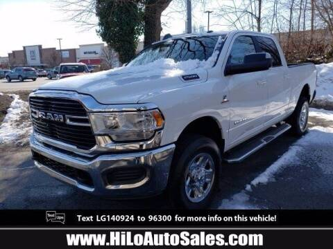 2020 RAM Ram Pickup 2500 for sale at Hi-Lo Auto Sales in Frederick MD