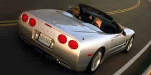 2003 Chevrolet Corvette for sale at Gary Uftring's Used Car Outlet in Washington IL