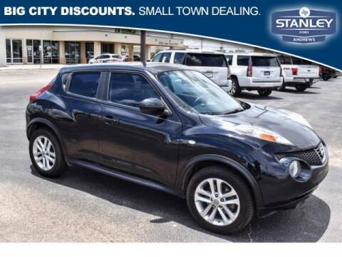 2012 Nissan JUKE for sale at STANLEY FORD ANDREWS Buy Here Pay Here in Andrews TX