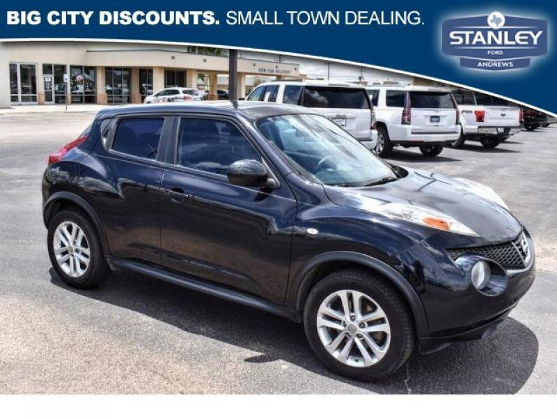 2012 Nissan JUKE for sale at Stanley Automotive Finance Enterprise - STANLEY FORD ANDREWS in Andrews TX
