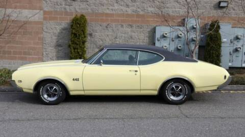 1969 Oldsmobile 442 for sale at Classic Car Deals in Cadillac MI