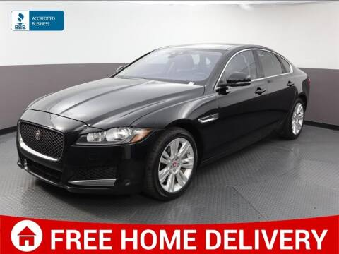 2016 Jaguar XF for sale at Florida Fine Cars - West Palm Beach in West Palm Beach FL