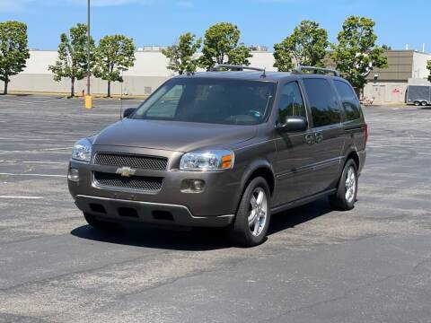 2005 Chevrolet Uplander for sale at H&W Auto Sales in Lakewood WA