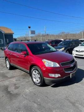 2011 Chevrolet Traverse for sale at Allan Auto Sales, LLC in Fall River MA