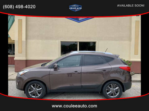 2014 Hyundai Tucson for sale at Coulee Auto in La Crosse WI