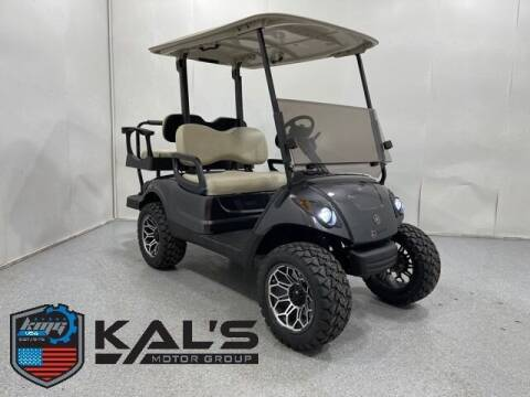2016 Yamaha Electric AC DELUXE ST. Legal  for sale at Kal's Motorsports - Golf Carts in Wadena MN