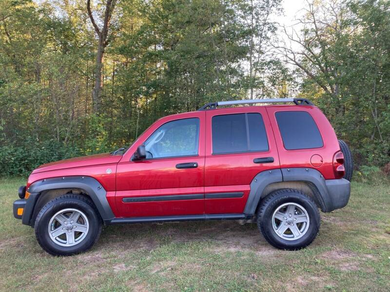 2006 Jeep Liberty for sale at Expressway Auto Auction in Howard City MI