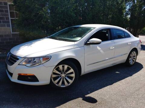 2009 Volkswagen CC for sale at CRS 1 LLC in Lakewood NJ